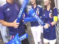 【悲報】まんさん、ワールドカップでお祭りムードの渋谷でナンパされて乱交を経験してしまう...。