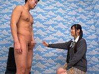女子校生が早漏男性のお悩みを「筋トレセックス」で実践トレーニング!