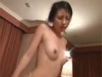 【無修正・個人撮影】スレンダー奥様をナンパしてホテルで中出しセックス!