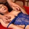 【無修正】巨乳熟女3P!2本同時フェラ手マンから中出しセックス最後は大放尿!紫彩乃