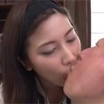 羽田璃子 夫とレスだから介護中の老義父相手に性欲処理セックスする美人妻!