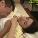 木村梢 五十路美人母のオナニーを見てしまった息子は押し倒しマ○コに顔を埋める!