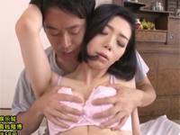 高谷さつき スレンダー美熟女な兄嫁の誘惑に耐えられず一線越えセックス!