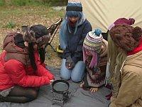 キャンプ場の温泉で新たな出会い!裸のお付き合いが捗るエロキャンプ