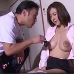 松下紗栄子 美熟女教師が体育倉庫ではげしく陵辱される!
