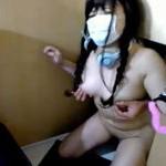 【無修正】露出狂の日本人女性がネカフェで知らない男にバレて胸を揉まれながらマジイキ!【8時間長編】
