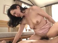 服部圭子 五十路の妻の母が美人だったので激しくセックスしてしまった…