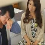 静岡のシロウト美熟女が男優をリアルでホテルに誘いセックスする!