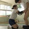 ママさんバレー部合宿所で爆乳人妻と秘密の性的特訓を強いられるボク