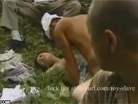 【ヘンリー塚本】足を洗うと言ったら男三人に野外で犯される田舎の怖い話