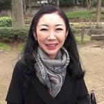 シャレオツな六十路熟女がイケメンマッチョとがっぷり四つのドエロいSEX! 黒田礼子