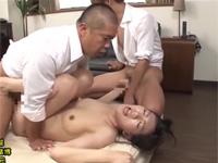 和泉潤 美熟妻は変態夫のために次々寝取られセックスさせられる!
