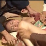 【ながえ】昭和の村で使用人と人妻の不義密通!罰は長老会による輪姦