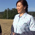 【高齢熟女】60歳越えなのにまだまだ現役な魚沼の米農家熟女と激しい中出しセックス!浦野明美