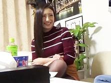【熟女ナンパ】妖艶な黒髪ロングの人妻をお持ち帰りしてセックス隠し撮り!