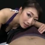 小早川怜子 人気巨乳美熟女がエロ下着で主観隠語抜き!レベルが違うエロさに我慢できません!
