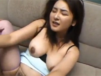 【無修正】熟女のアナルに生中出しセックス!yui tokui sucks dongs and is drilled in hairy slit xvideos