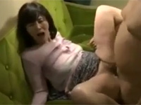 【ヘンリー塚本】義母さんオナニーしてただろ!挿れてやるよ!五十路熟女が息子とセックス