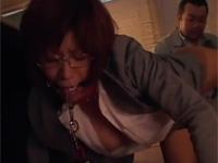 川久保夏美 学校の父母会役員の五十路熟女が屈強な教員たちに縛られ調教され!