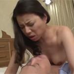 深田さえこ 五十路熟女な妻のお母さんと禁断のセックスをしてしまった
