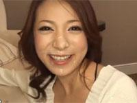 【無修正】元RQの極上奥様がカメラに向かって淫語フェラ顔射されてニッコリ!土屋かなこxvideos