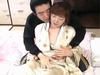 【無修正】着物姿の和風熟女と激しく不倫セックス!  hot tits sucked and fucked xvideos