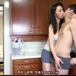 有沢実紗 スキモノ四十路美熟女が息子のいる隣部屋でその友人に迫りヤッちゃった!