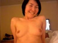 【無修正】笑顔はじける四十路熟女とホテルで丸見えセックス!japanese slut xvideos