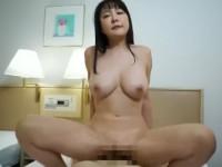 【熟女ナンパ】美人な巨乳奥様とホテルでセックス乳首敏感で可愛くあえぐ!