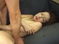 【無修正】四十路美熟女と3Pセックス中出し顔射同時ドロドロ! 吉井美希nastiest hard fucking with miki yoshi xvideos