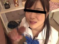 【奏音かのん】橋本環奈に激似なそっくりさんAV女優がついに爆誕!アイドル衣装で手コキ足コキ!!