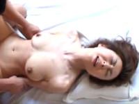 【無修正】和服スレンダーな五十路熟女とセックス最後は胸にかける!sultry japanese milf tastes some hard pounding sex xvideos