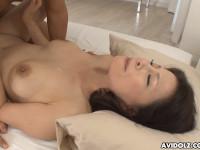 【無修正】四十路熟女と唾液まみれなオーラルプレイから正常位セックス!japanese woman misato shiraishi sucks dick uncensored xvideos
