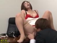 きみと歩実 君今すぐ放尿したまえ!よし舐めてきれいにしてやる!美人秘書が社長室で言いなりプレイ
