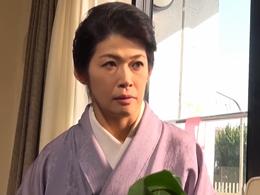 四十路のキレイな生け花先生が師匠にお仕置きされる! 松島香織
