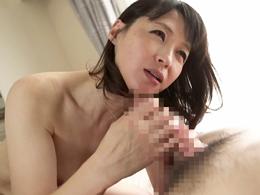 母さんの友人が五十路なのにめっちゃ綺麗で、何度もセックスした 安野由美