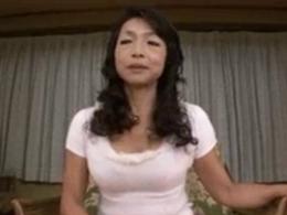 【初撮り】オナニー大好きの五十路妻がAV出演!