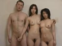 【ヘンリー塚本】男も女もイケる美熟女 彼女を連れて彼氏の元へいき3P乱交セックス
