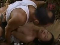 【ヘンリー塚本】昭和の農家 オトコと田んぼ脇でセックスそして直後に父と茂みでセックス