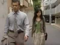 【ヘンリー塚本】熟年男女が電車で出会ってそのまま場末のホテルで激しい不倫セックス