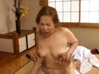 【高齢熟女】還暦六十路のお婆ちゃんが応募してきて回春セックス!吉野ひとみ